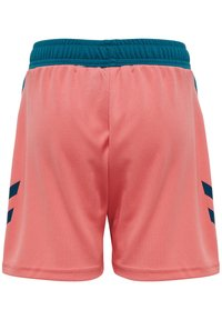 Hummel - ACTION  - Shorts - blue coral/tea rose - 1