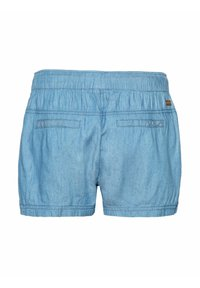 Protest - Denim shorts - sky denim - 5