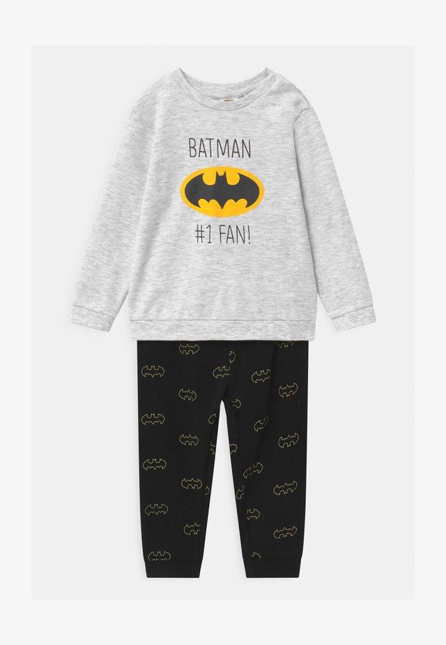 BOY BATMAN - Pijama - grey