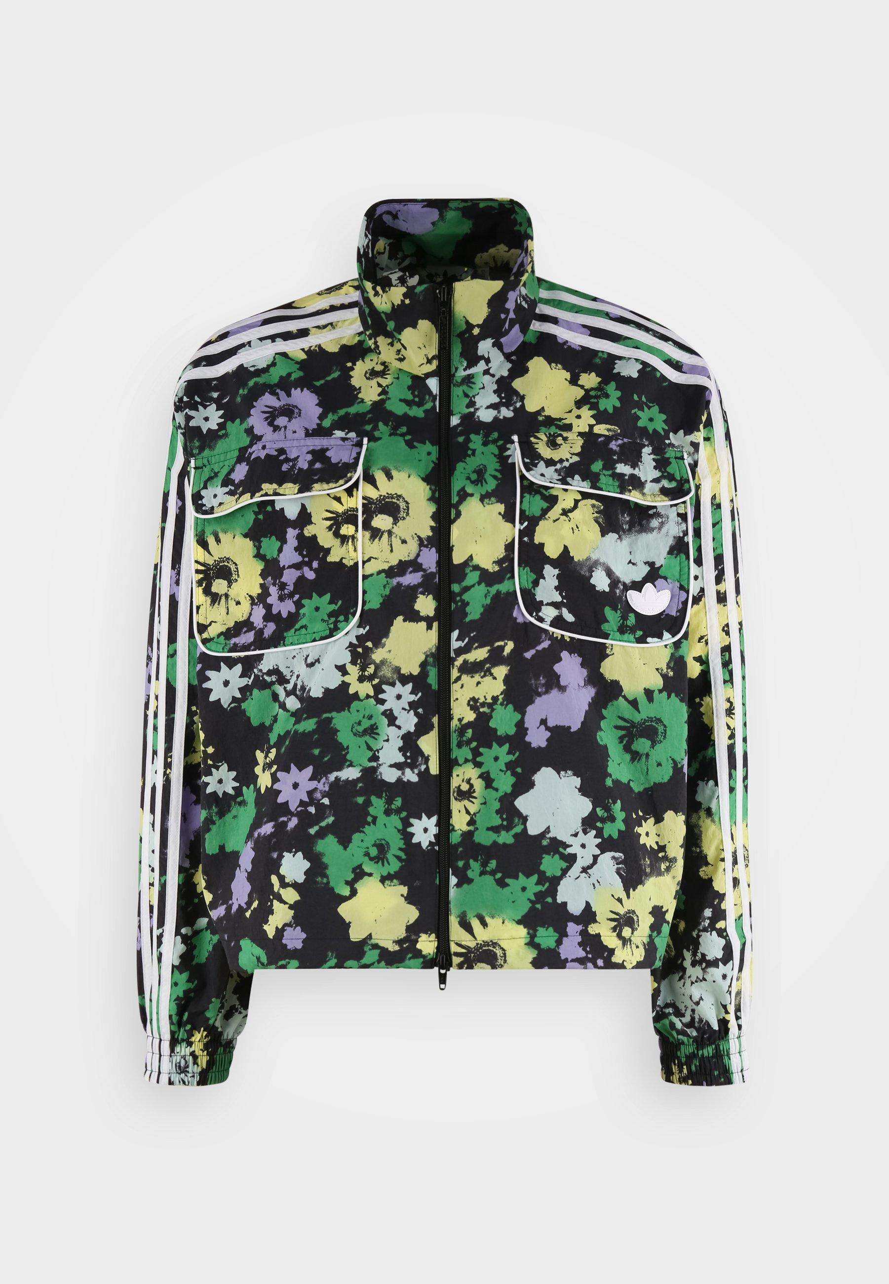 Women ORIGINALS TREFOIL MOMENTS WINDBREAKER LOOSE - Training jacket