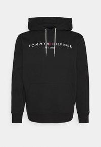LOGO HOODY - Sweatshirt - black