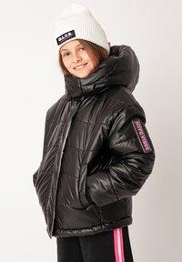 Gulliver - Winter jacket - black - 0