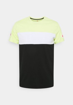 POGBINO TEE - Camiseta estampada - light green