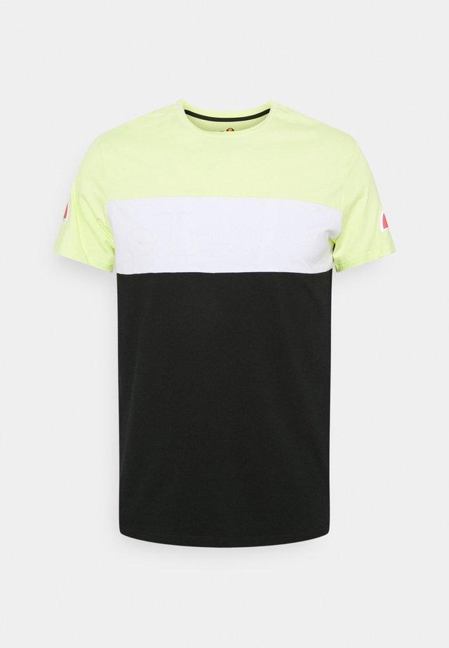 POGBINO TEE - T-shirt print - light green