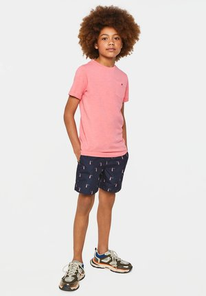 WE FASHION JONGENS T-SHIRT - T-shirt basic - pink