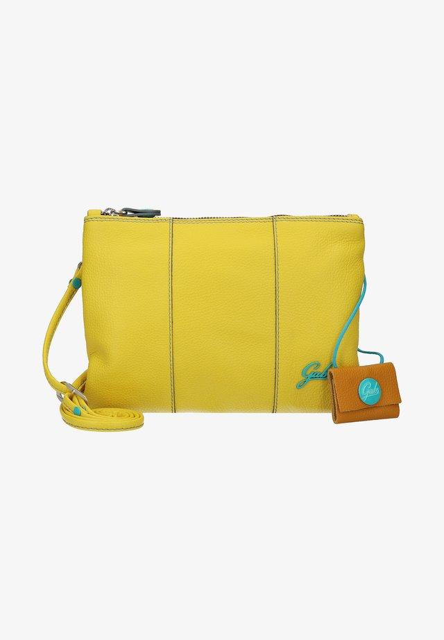 BEYONCE - Across body bag - lemon