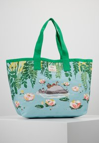 Cath Kidston - DISNEY EXTRA LARGE TOTE - Tote bag - grey blue - 0