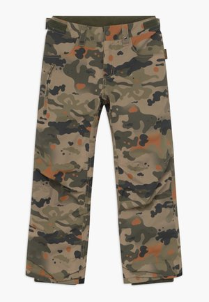 BARNSTORM UNISEX - Snow pants - kelp birch