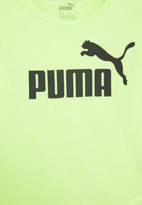 Puma - LOGO UNISEX - T-shirt imprimé - sharp green - 2