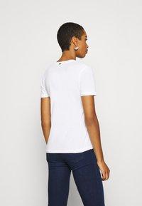 Replay - Print T-shirt - optical white - 2