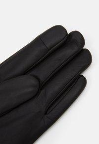 Calvin Klein - GLOVES - Rękawiczki pięciopalcowe - black - 2