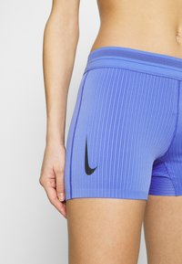 Nike Performance - AEROSWIFT SHORT - Legging - sapphire/black - 5