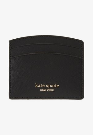 REECE CARD HOLDER - Business card holder - black