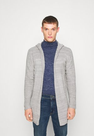 DENZEL - Cardigan - light grey