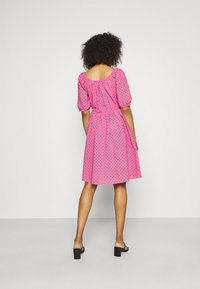 YAS - YASVOLANT DRESS SHOW - Denní šaty - azalea pink - 2