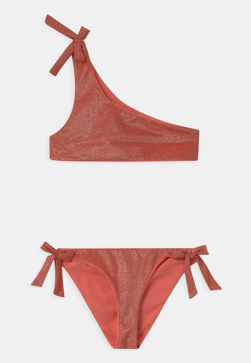 TWINSET - SET - Bikini - corallo