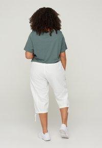 Zizzi - Shorts - white - 1