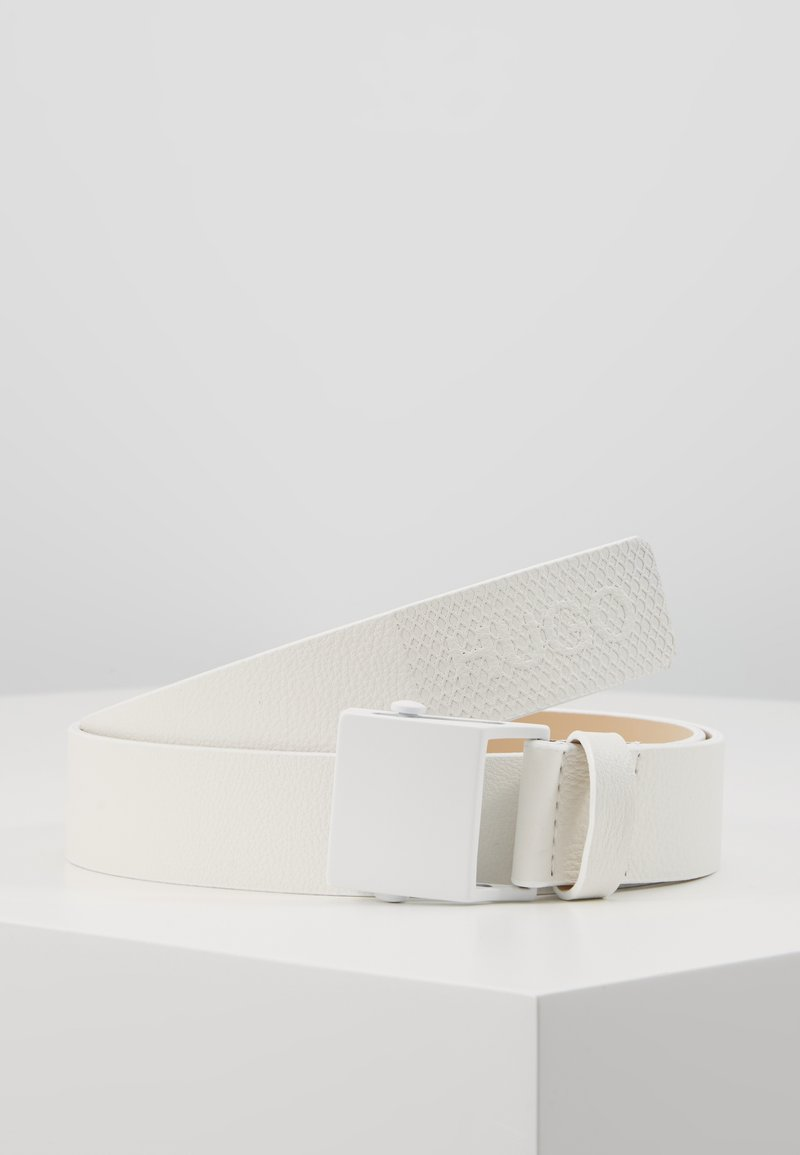 HUGO - GABUM - Belt - white