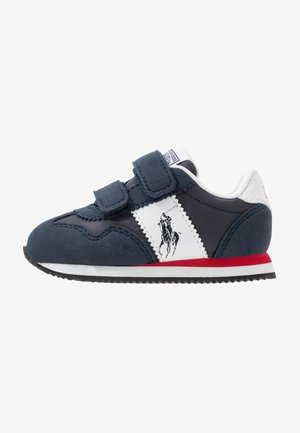 BIG PONY JOGGER - Trainers - navy/paperwhite