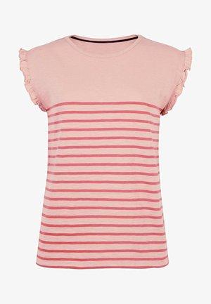 Print T-shirt - milchshake/staubrot