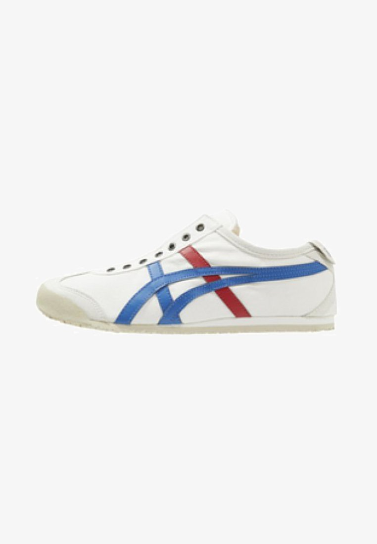 Onitsuka Tiger - MEXICO 66 SLIP-ON - Sneakers - white/tricolor
