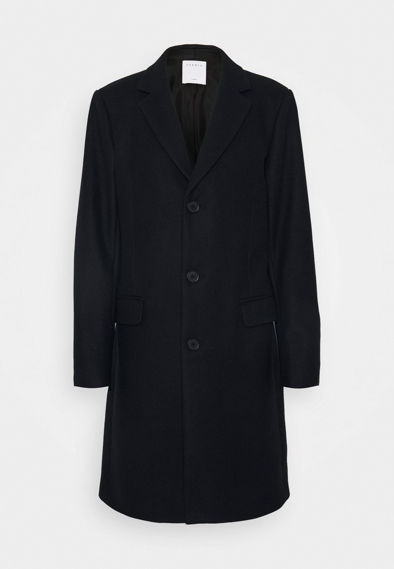 sandro - Classic coat - marine