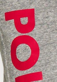 Polo Ralph Lauren - PANT ANKLE ATHLETIC - Spodnie treningowe - dark vintage heather - 4