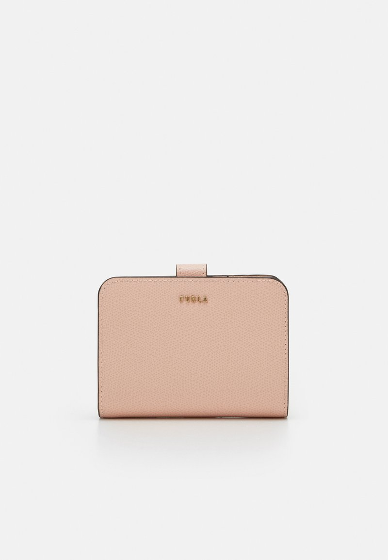 Furla - BABYLON COMPACT WALLET - Wallet - candy rose