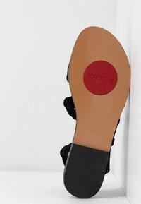MAX&Co. - ANNOTARE - Sandals - black - 6