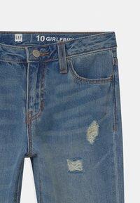 GAP - GIRLS  - Džíny Relaxed Fit - blue denim - 3