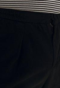 Redefined Rebel - JACOB PANTS - Cargobroek - black - 3