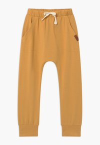 Walkiddy - 2 PACK - Tracksuit bottoms - yellow - 2