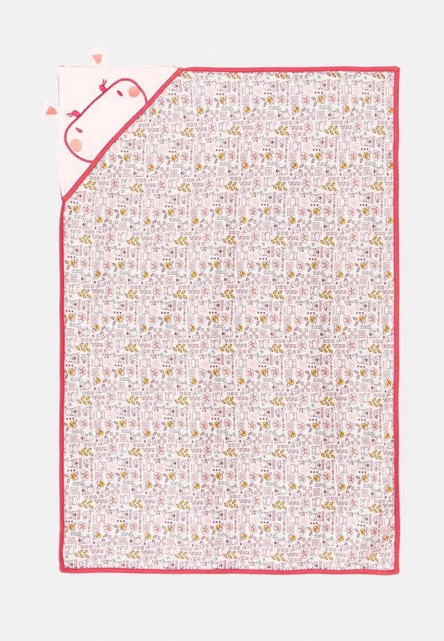 JUNGLE GIRL - Dětská deka - waldfrucht