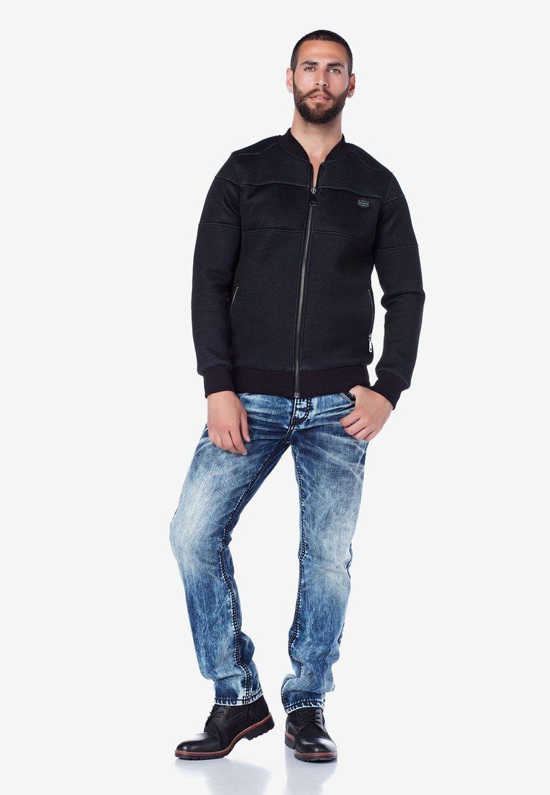 Cipo & Baxx - Training jacket - black
