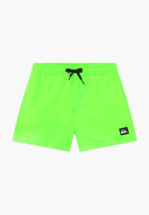 EVERYDAY VOLLEY YOUTH - Swimming shorts - neon green