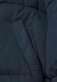 MAMALICIOUS - MLLINE 2 IN 1 LONG COAT  - Winter coat - navy blazer - 3