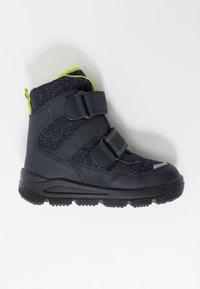 Superfit - MARS - Winter boots - blau/grün - 1