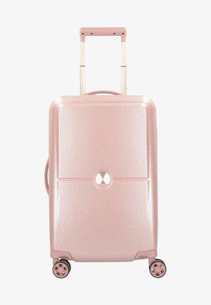 TURENNE - Wheeled suitcase - light pink