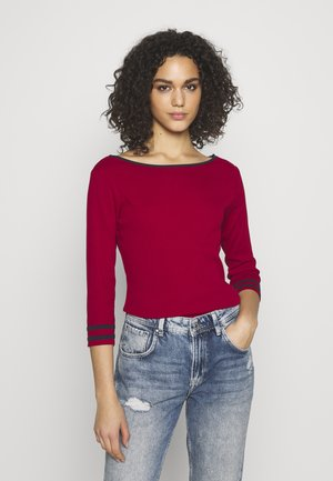 CHARLOTTE - T-shirt à manches longues - kw red