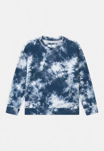 CREW  - Sweatshirt - navy dye effect