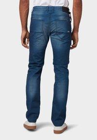 TOM TAILOR - Slim fit jeans - blue denim - 2