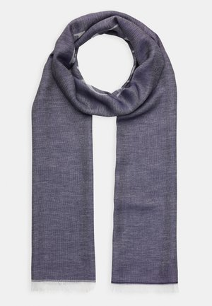 Scarf - navy blue
