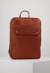Still Nordic - THOR BACKPACK - Reppu - cognac - 0