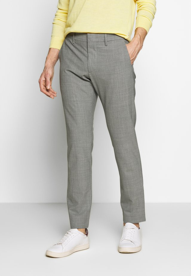 THEO - Suit trousers - grey