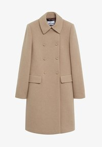 Mango - BOMBONS - Manteau classique - medium brown - 5