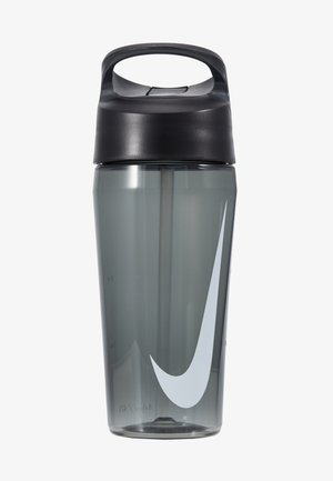 473ml HYPERCHARGE STRAW BOTTLE 16OZ - Drink bottle - anthracite/white