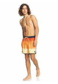 Quiksilver - MASSCAL - Swimming shorts - orange pop - 1