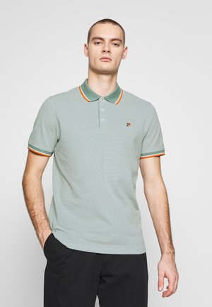 JPRBLUWIN - Polo shirt - trellis/whisper white