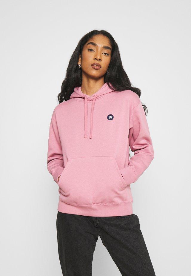 JENN HOODIE - Sweatshirt - rose