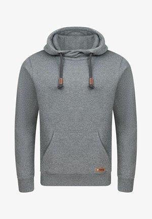 RIVJULIAN - Hoodie - grey melange